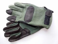USGI Hawkeye Army Military Kevlar Combat Gloves, Hawkeye