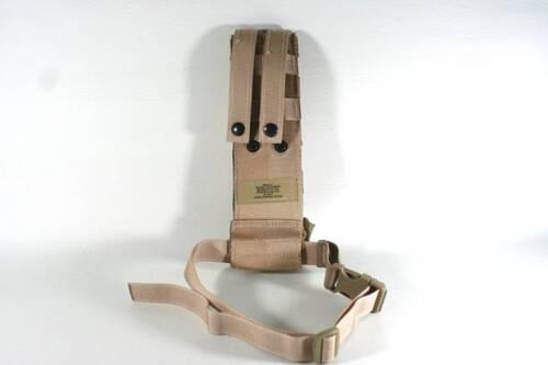 Ціна Ременеві Плечові Системи (РПС), розвантажувальні пояси, ремені, жилети та стегнові панелі / Стегнова платформа армії США USGI Specialty Defense Molle II Holster / Leg Extender