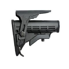 IMI Enhanced M4 Stock with Polymer Cheek Rest (MilSpec) ZS200