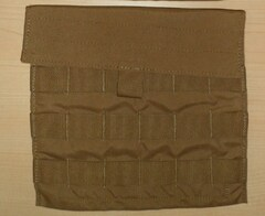 USGI EAGLE USMC COYOTE SIDE PLATE POCKET