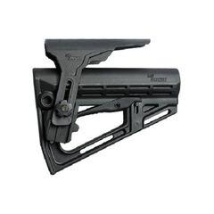 Полімерний приклад із регульованою щокою IMI TS-1 Tactical Buttstock with Polymer Cheek Rest ZS201