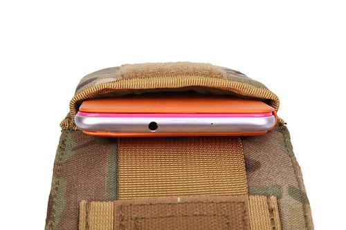 Ціна Підсумок для Обладнання та Смартфону / Pantac QuickAccess Smart Phone Pouch 6 inch PH-C433, Cordura
