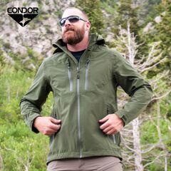 Хардшел дощовик Condor Aegis Hardshell Jacket 101083