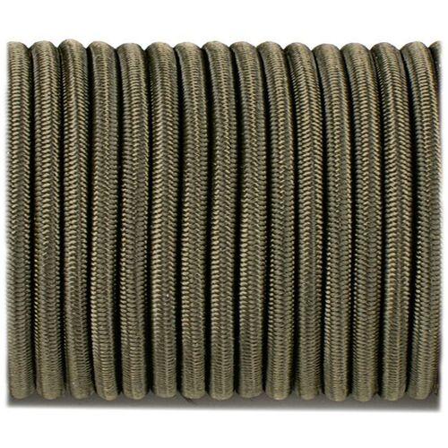 Ціна Паракорд, вироби з нього та аксесуари Paracord / EDCX Shock cord (3 mm), 10м (резинка)
