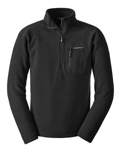 Ціна Кофти та светри, фліс / Eddie Bauer Men's Cloud Layer® Pro Fleece 1/4-Zip Pullover 0677