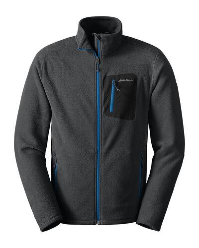 Ціна Кофти та светри, фліс / Eddie Bauer Men's Cloud Layer® Pro Full-Zip Fleece Jacket 0679