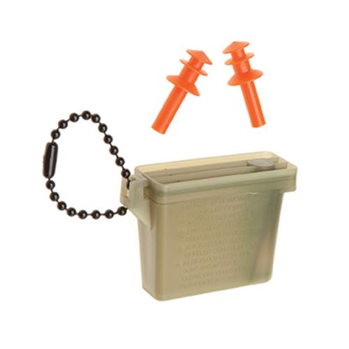 Ціна Навушники та Бервуха / Беруші стрілецькі Tac Shield GI Ear Plugs 03926