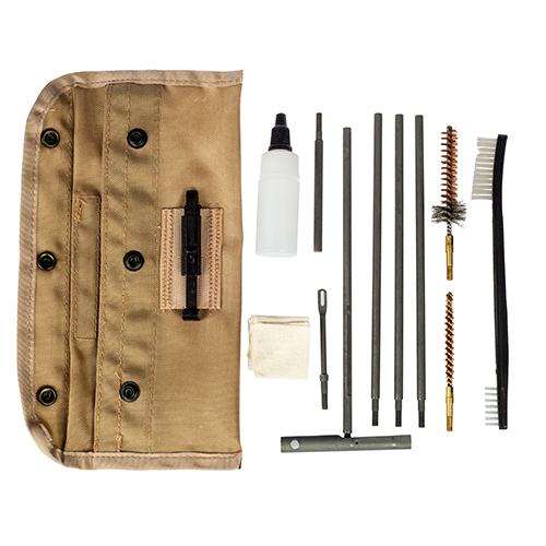 Ціна Чистка зброї / Tac Shield M16/AR15 Field Cleaning Kit 0396