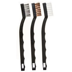 Tac Shield 3-Piece Utility Brush Set 03977U