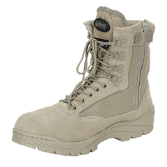 """Voodoo Tactical 9"""" Boots Desert Tan 04-8378"""
