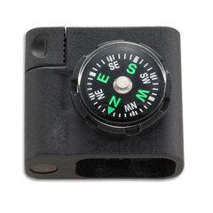 CRKT 9701 Survival Bracelet Accessory - Compass and Firestarter