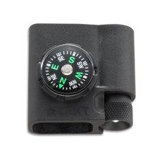 Аксесуар для паракордового браслету CRKT Survival Bracelet Accessory 9700 - Compass and LED
