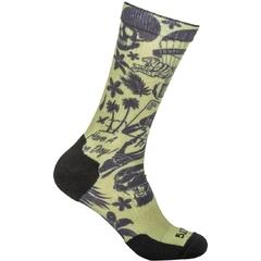 Антибактеріальні шкарпетки 5.11 Sock & Awe Crew Tropic Thunder 10041AE
