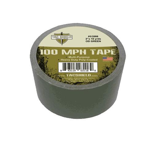 Ціна Утиліти / Tac Shield 100 MPH Tape 10 Yards 0398