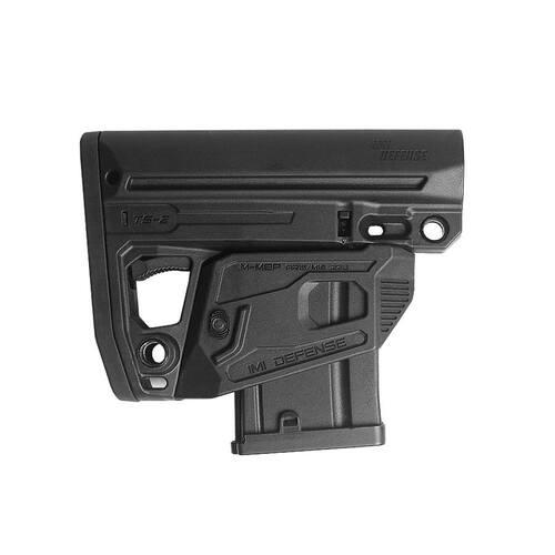 Ціна Приклади та складові / Полімерний тактичний приклад із кріпленням для магазину - IMI TS2 M16/AR15 Tactical buttstock with Magwell & Extended Overmolded Buttplate ZS107M