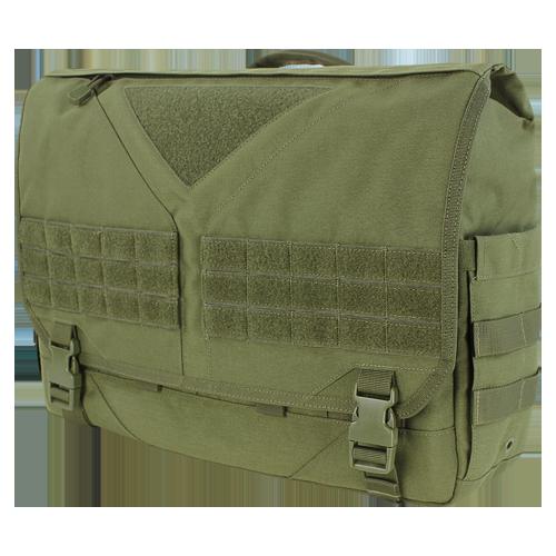 Ціна Сумки. Поясні, Плечові та для прихованого носіння зброї / Condor Scythe Messenger Bag 111061