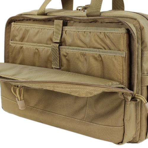 Ціна Сумки. Поясні, Плечові та для прихованого носіння зброї / Тактична сумка Elite Tactical Gear Metropolis Briefcase 111072