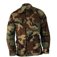 Військова форма США Propper Genuine Gear BDU Coat F545025, Woodland