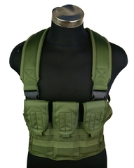 Pantac VT-C004 Molle AK Chest Rig, Cordura (discontinued)
