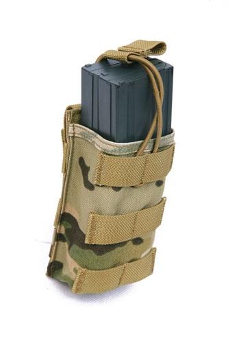 Ціна Підсумок для Магазинів гвинтівки (AR/М-серія та інші) / Підсумок для магазину молле Pantac Molle Universal Single Mag Pouch PH-C822, Cordura