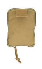 Pantac PH-C848 Molle Zippered Drop Pouch, Medium, Cordura
