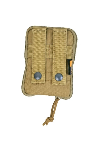 Ціна Підсумок Скидання Стріляних Магазинів / Підсумок скидання стріляних магазинів молле Pantac Molle Zippered Drop Pouch PH-C848, Medium, Cordura