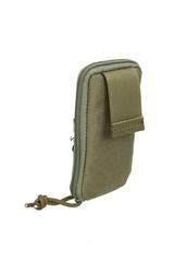 Pantac PH-C848 Molle Zippered Drop Pouch, Small, Cordura