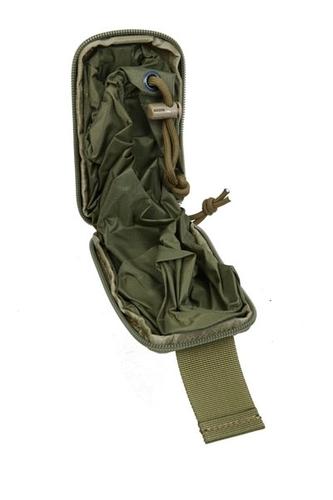Ціна Підсумок Скидання Стріляних Магазинів / Підсумок скидання стріляних магазинів молле Pantac Molle Zippered Drop Pouch PH-C848, Small, Cordura