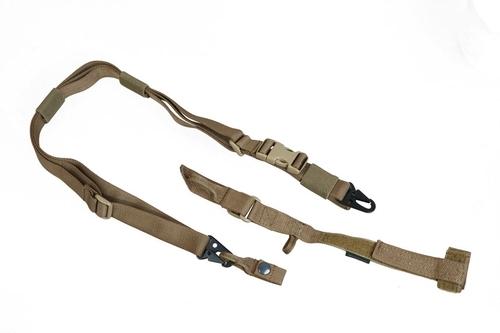 Ціна Ремінь для зброї / Pantac Tactical 3-Point Rifle Sling SL-N023