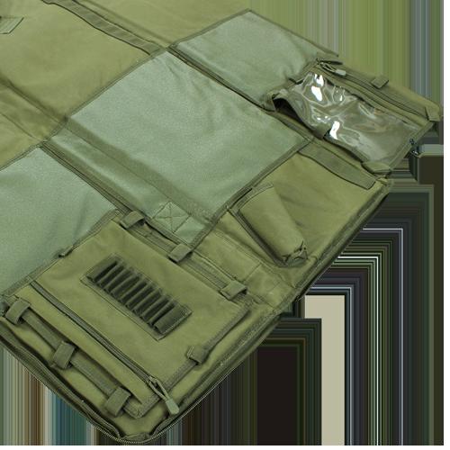 Ціна Чохли та кейси для транспортування і зберігання зброї / Condor Sniper Shooters Mat 50 131