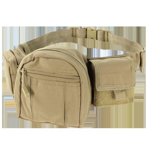 Ціна Сумки. Поясні, Плечові та для прихованого носіння зброї / Condor Fanny Pack 143