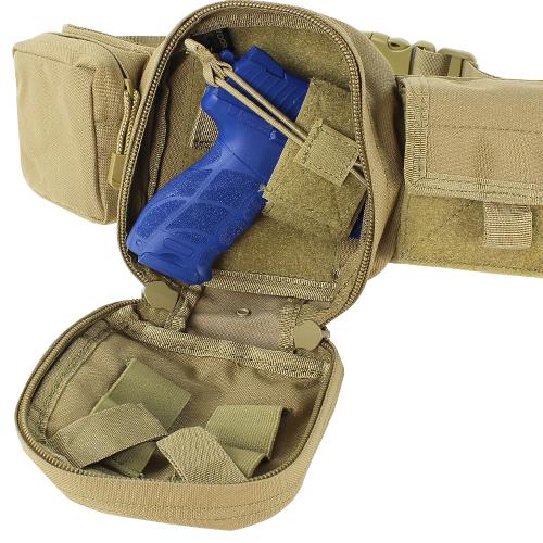 Ціна Сумки. Поясні, Плечові та для прихованого носіння зброї / Тактична поясна сумка Condor Fanny Pack 143