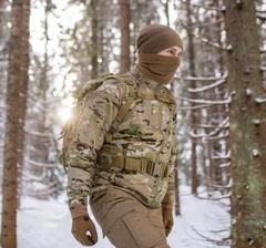 Зимова тактична куртка Helikon-Tex WOLFHOUND JACKET (CLIMASHIELD APEX 67G) KU-WLF-NL