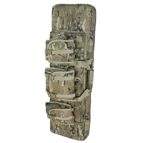 Ціна Чохли та кейси для транспортування і зберігання зброї / Condor 46 Double Rifle Case 159