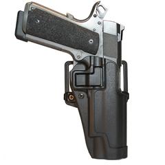 Blackhawk 410503 SERPA CQC w/Matte Finish (Colt)