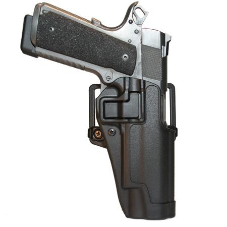 Ціна Полімерні кобури та аксесуари / Полімерна кобура Blackhawk SERPA CQC w/Matte Finish 410503 (Colt)