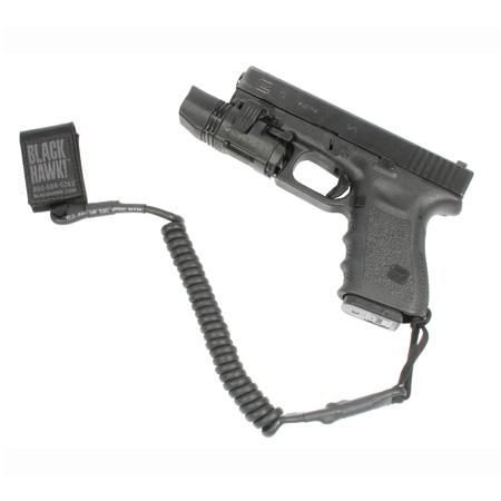 Ціна Пістолетний страхувальний шнур / Страхувальний пістолетний шнур Blackhawk Tactical Pistol Lanyard 90TPL