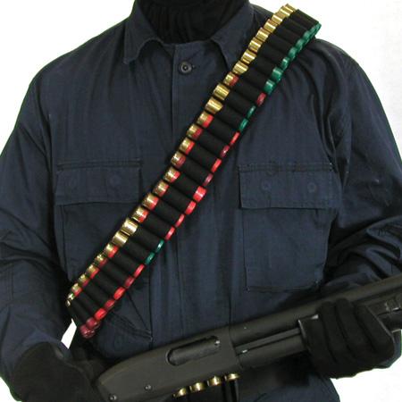 Ціна Бандольєр під 12 калібр. Патронташ / Бандольєра патронташ BLACKHAWK 55rnd Shotgun Bandoleer 43SB55
