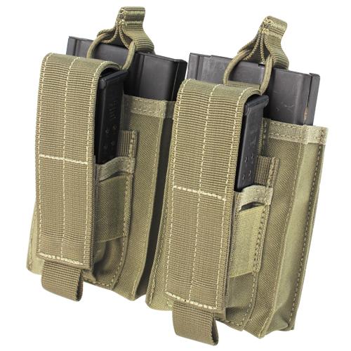 Ціна Підсумок для Магазинів гвинтівки (AR/М-серія та інші) / Condor Double AR10/M14 Kangaroo Mag Pouch 191040
