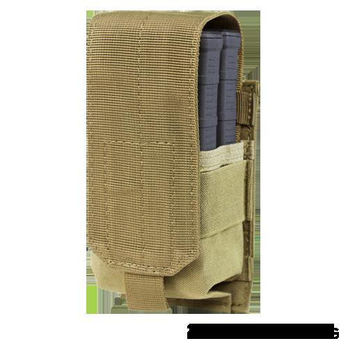 Ціна Підсумок для Магазинів гвинтівки (AR/М-серія та інші) / Condor Single AR10/M14 Mag Pouch - Gen II 191088