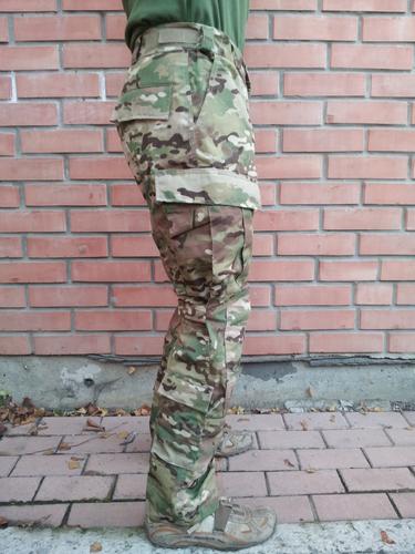 Ціна Військова форма / Вогнтривкі військові штани тактичні USGI Army Combat Pants Multicam, Flame Resistant