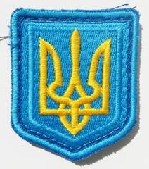 Шеврон патч UA KVF F11 Герб України