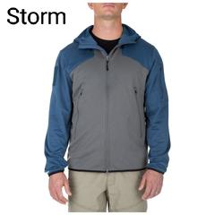 Тактична флісова куртка Condor SIERRA Hooded Fleece Jacket 605