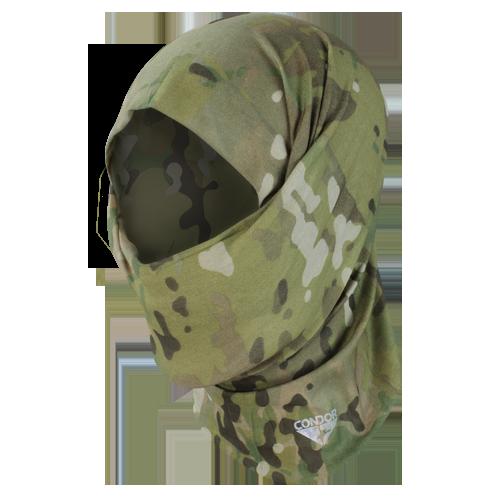Ціна Бафи, арафатки та шарфи / Багатофункціональний шарф Condor Multi-Wrap 212
