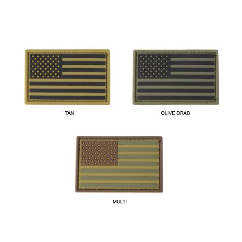 Ціна Знаки ідентифікації, шеврони / Патч шеврон прапор США Condor PVC Flag Patches 221034