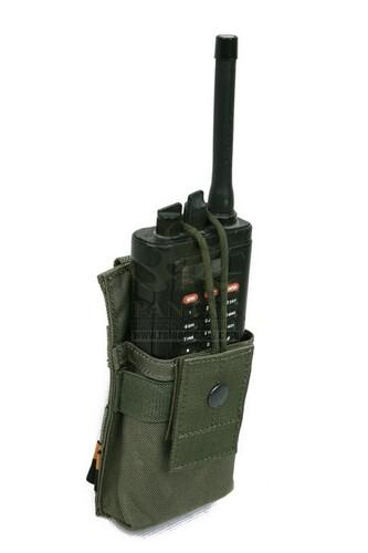 Ціна Підсумок під Рації / Pantac Molle Universal Radio Pouch PH-C067, Cordura