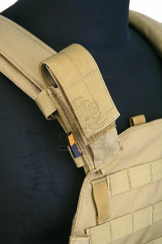 Ціна Підсумок Спеціальний та Інші / Підсумок для ножу та ліхтаря молле Pantac Knife/Flashlight Holder OT-C718, Medium, Cordura