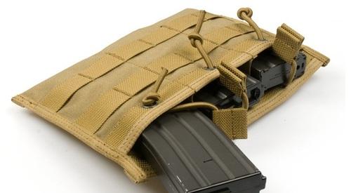 Ціна Підсумок для Магазинів гвинтівки (AR/М-серія та інші) / Shark Gear M16 Triple Mag Pouch 80001880, Mod B (discontinued)