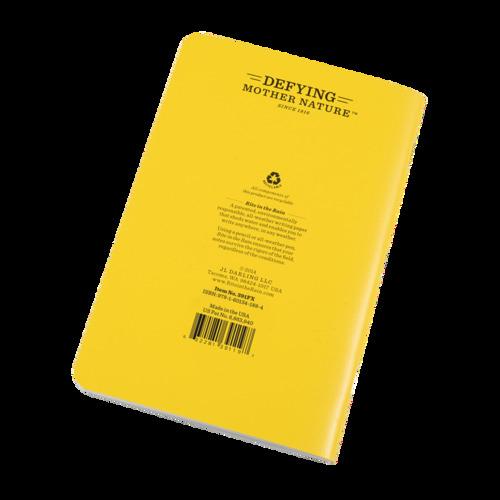 Ціна Засоби поміток та маркувань / Всепогодний блокнот Rite In The Rain STAPLED NOTEBOOK (лінійка) 391FX 11.75*17.78см