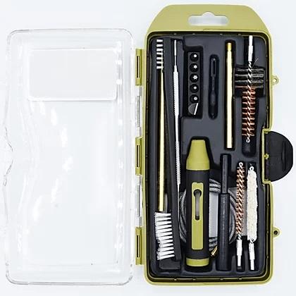 Ціна Чистка зброї / Набір для чистки гвинтівки AR - Tac Shield AR Field Cleaning Kit - 17 Piece